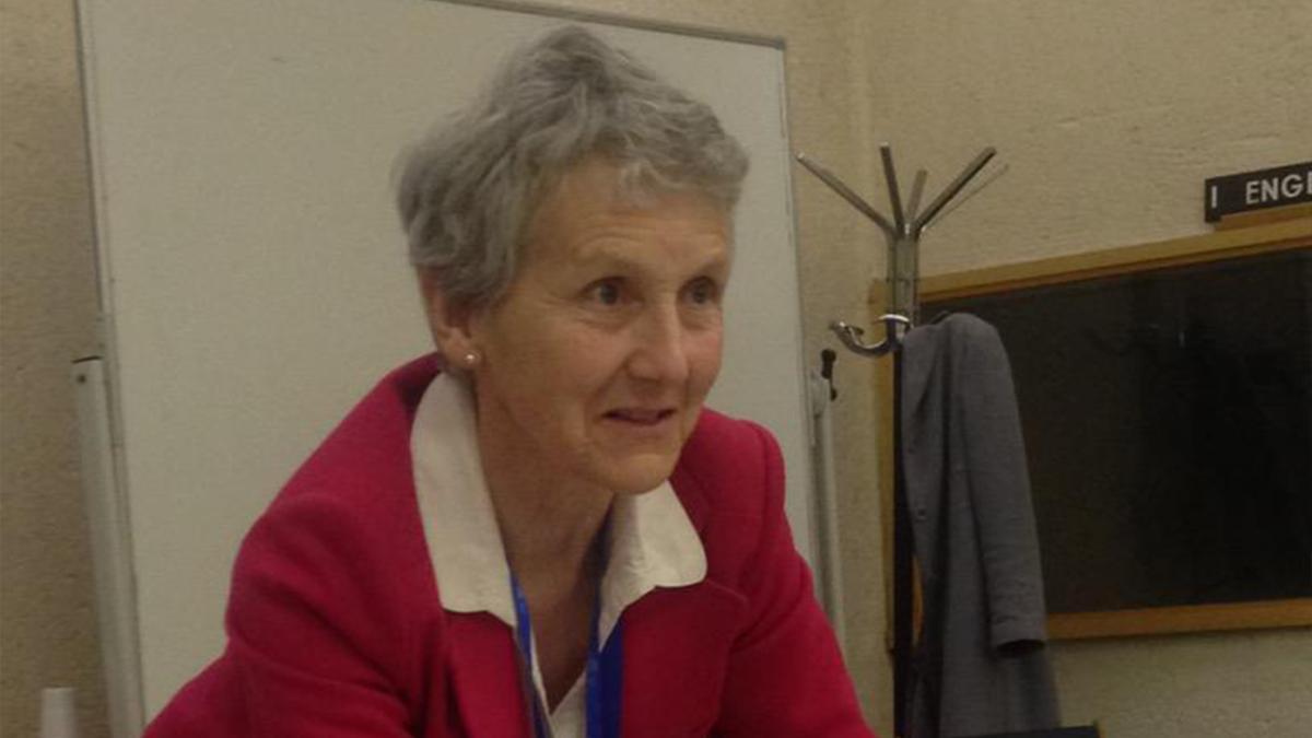 Judith Sanson
