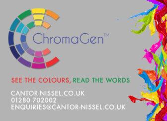Advertisement: Cantor + Nissel Ltd.