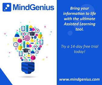 Advertisement: Mind Genius